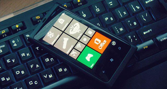 Обзор Windows Phone 7.8