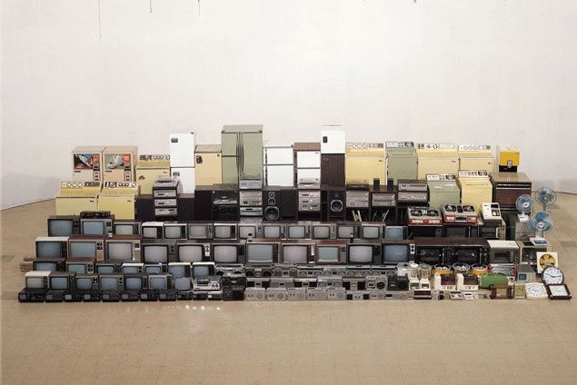 Продукция Samsung 70х годов