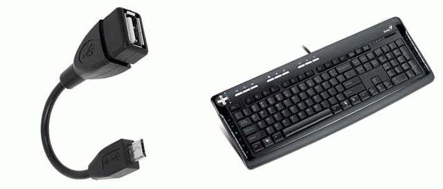 Как подключить клавиатуру к планшету или смартфону на Android