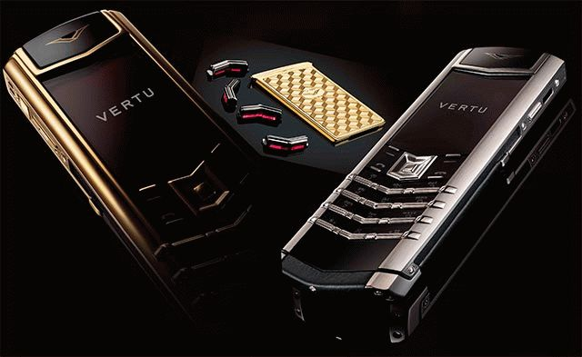 Vertu-phones