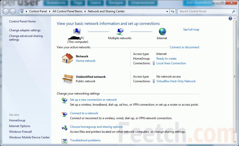 Инструкция по подключение интернета