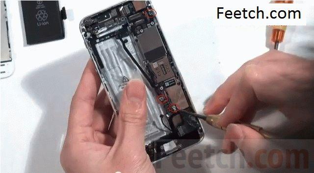 Разобрать айфон 4 своими руками 37