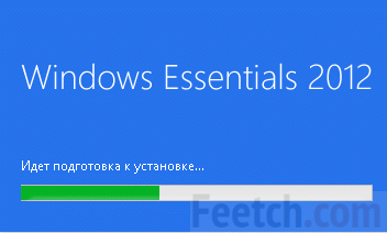 Установка Windows Essentials 2012