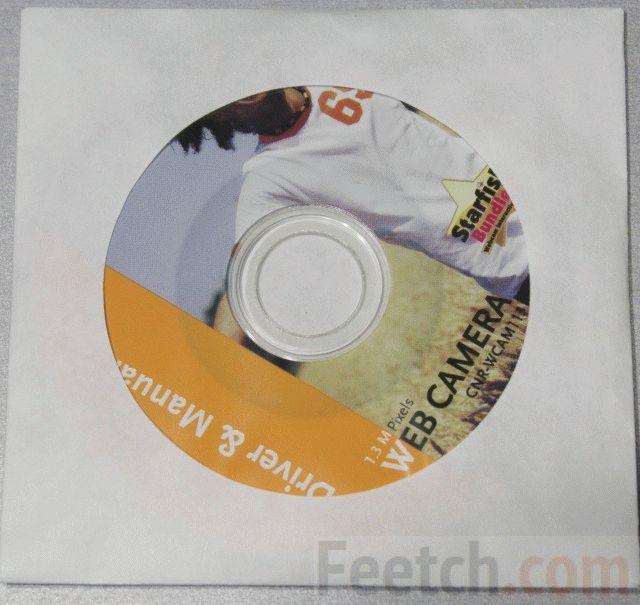 Оригинальный диск с ПО