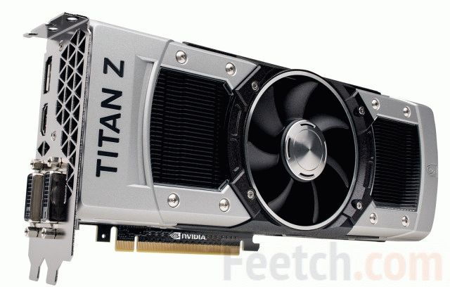 Nvidia GeForce GTX Titian Z