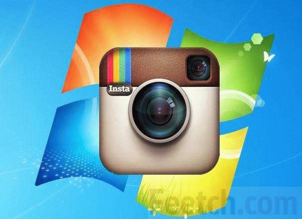 instagram на windows