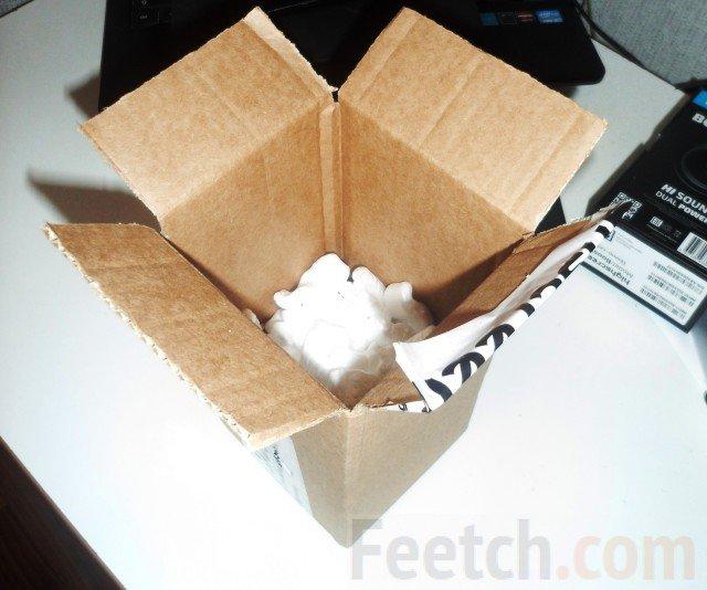 В этой коробке пришёл Boost 3