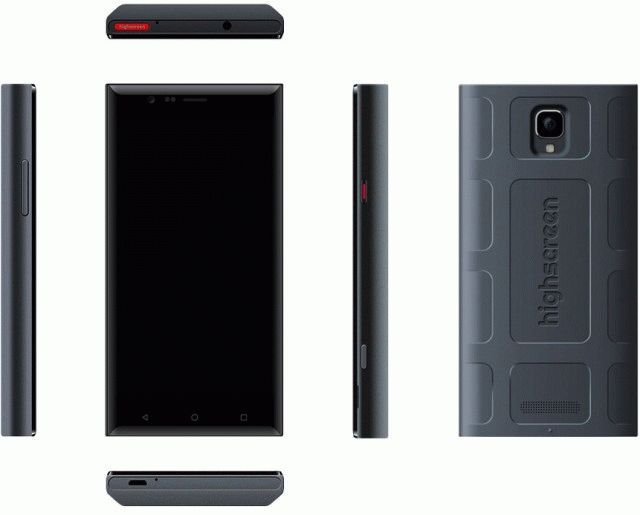 Highscreen Boost 3 с аккумуляиором 6000 mAh
