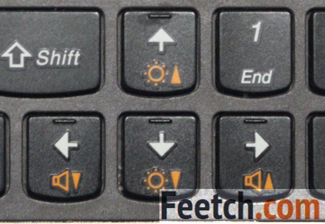 Кнопка настройки яркости