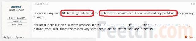 Рекомендации по увеличению файла подкачки