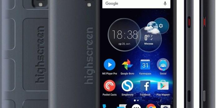 Highscreen Boost 3: обзор и тестирование производительности смартфона