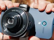 Обзор Sony QX10 – уникальной камеры для смартфонов