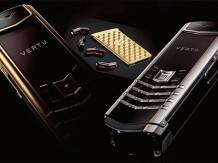 Vertu – самый дорогой телефон серийного производства
