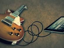 Как подключить электрогитару к iPad и iPhone