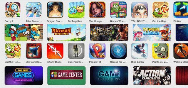 Как бесплатно качать игры на iPad и iPhone