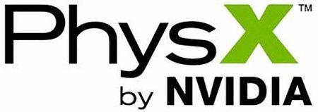 Технология nVidia-PhysX