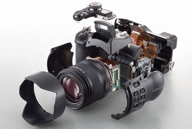 Параметры фотоаппаратов