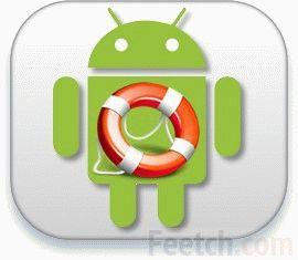Восстановление данных в Android