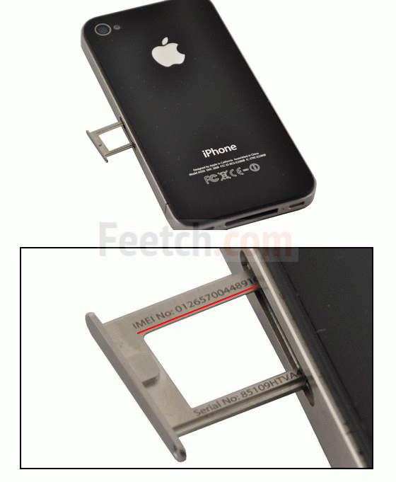 Проверка IMEI на iPhone