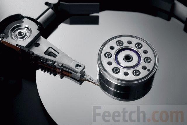 Магнитный диск жёсткого диска