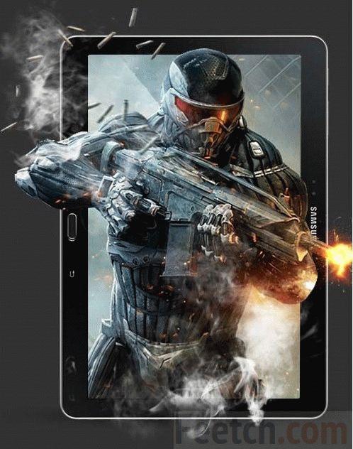 Игры на планшете