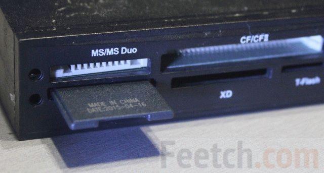 Картридер для чтения SD-карт