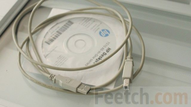 ПО и USB-кабель