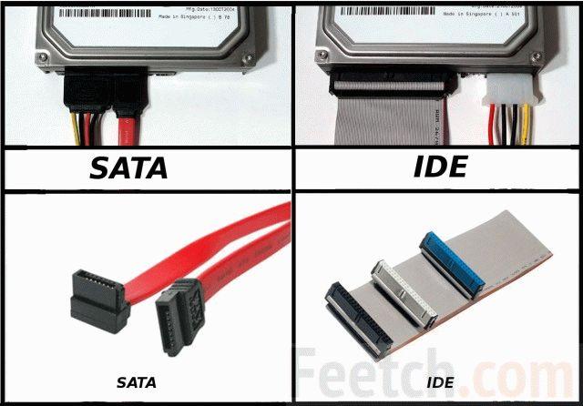 IDE и SATA2
