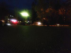 Ночное фото
