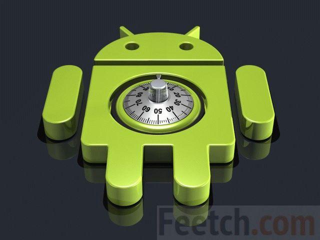 Пароль на android