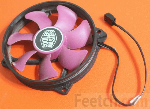 Вентилятор для кулера