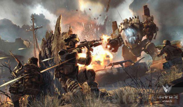 Снимок из игрового мира